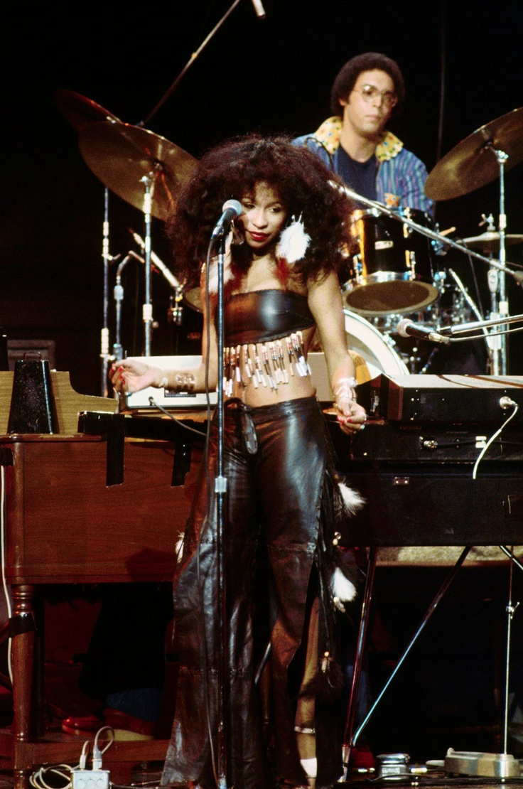 Chaka Khan in the 70s