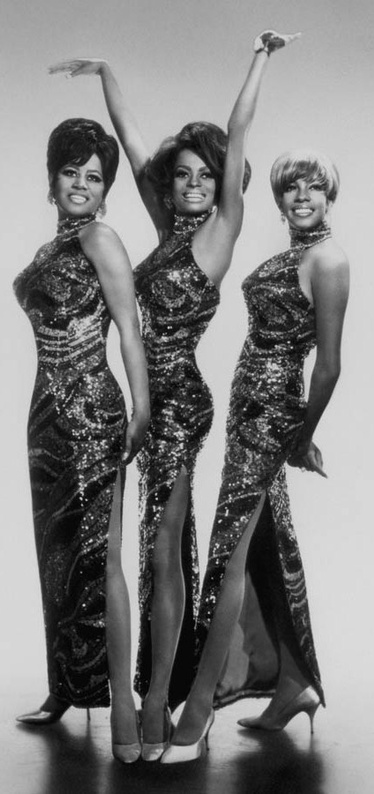 The Supremes in the 60s