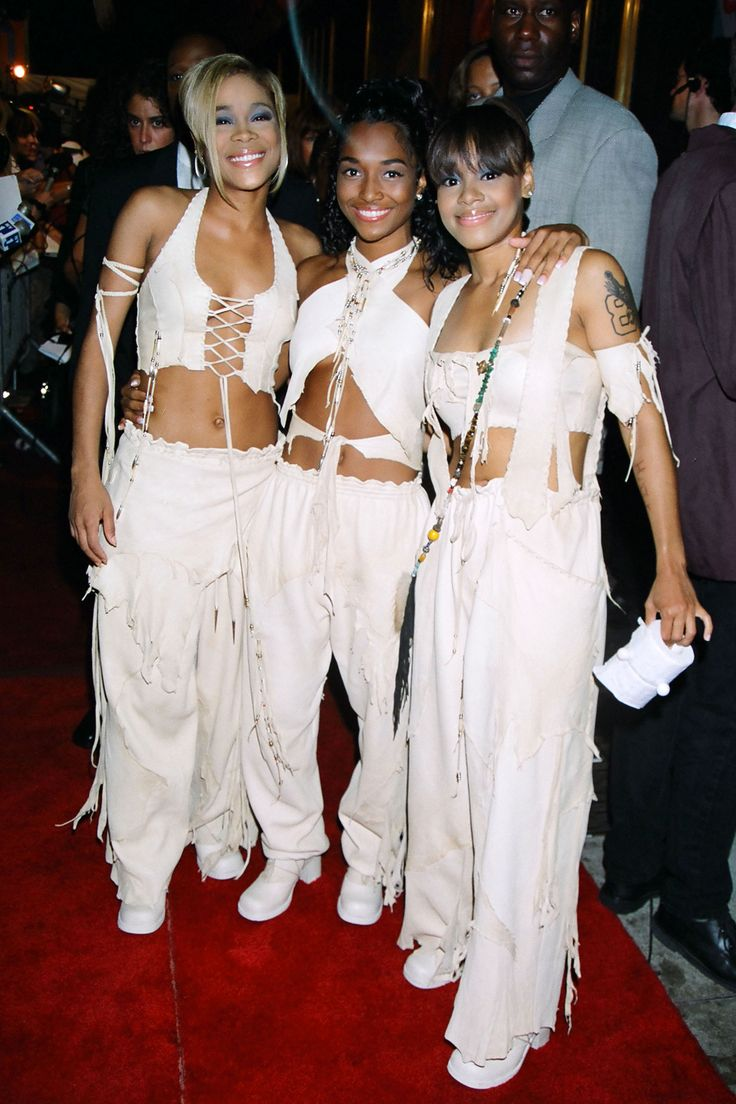 TLC at the VMAs in 1995